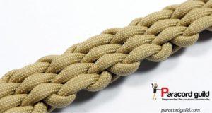 paracord bracelet weave