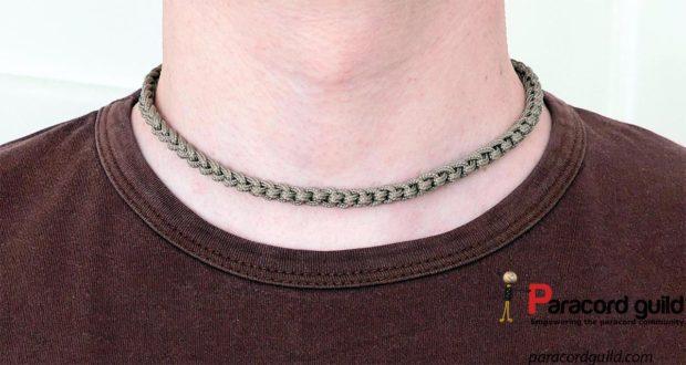 paracord necklace quick deployment