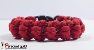 pisces paracord bracelet