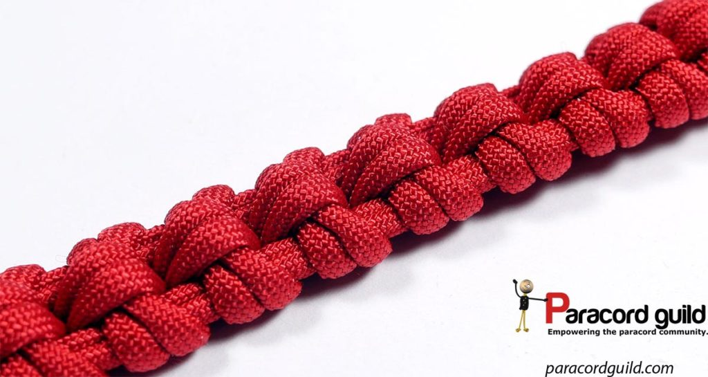 pisces paracord bracelet pattern