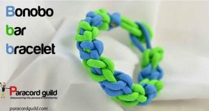 bonobo bar paracord bracelet