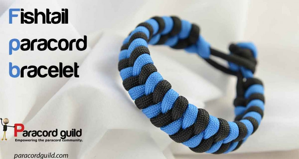 Fishtail Paracord Bracelet