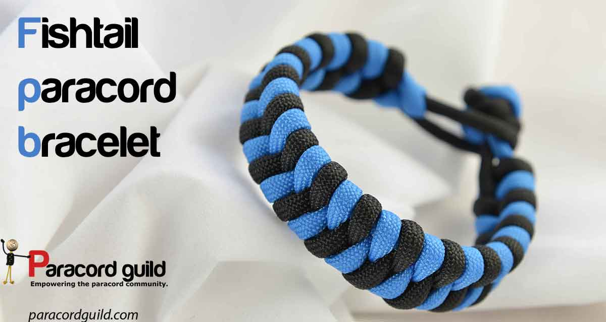 fishtail paracord bracelet paracord guild