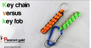 key chain versus key fob