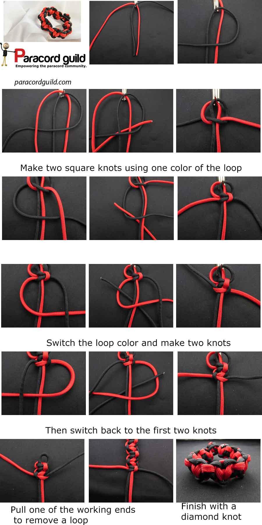 solomons-heart-bracelet-instructions
