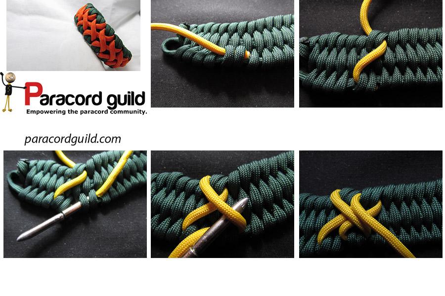 laced-paracord-bracelet
