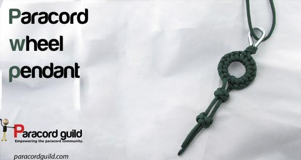 paracord pendant