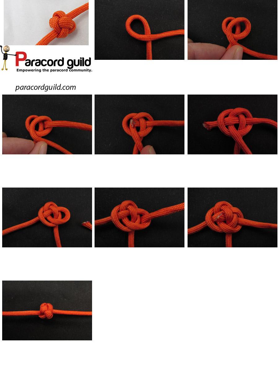 celtic button knot instructions
