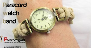paracord-watchband