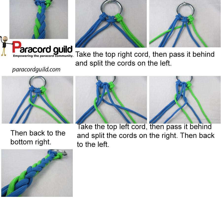6 strand braid tutorial