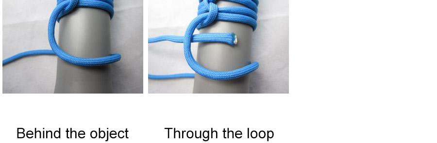 spiral hitching tutorial
