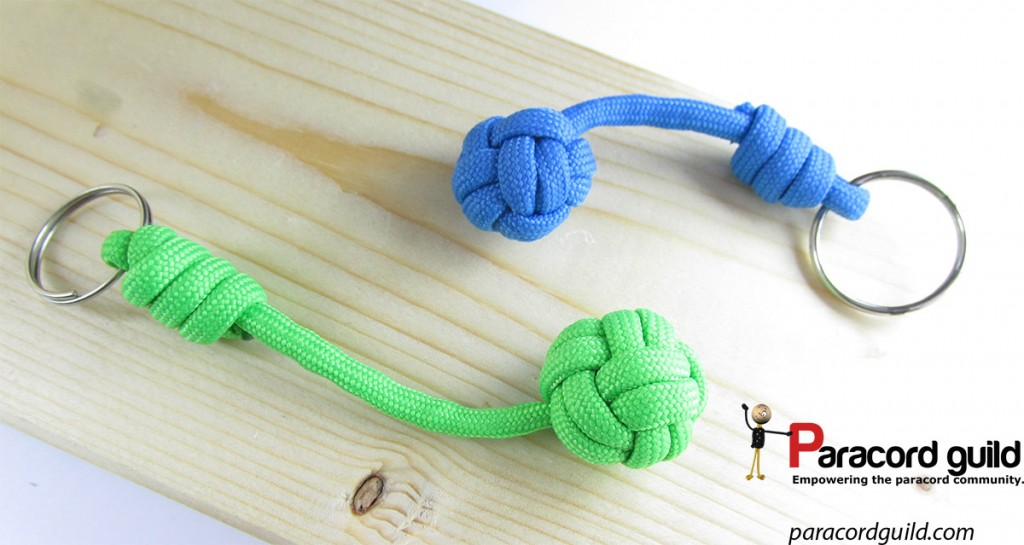 paracord-key-chains