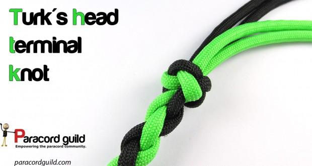 turks head terminal knot