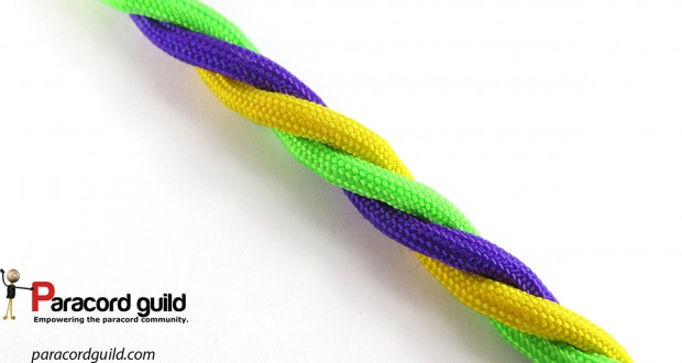 how to twist rope by hand