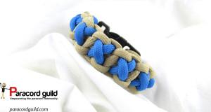 blue-xoxo-paracord-bracelet