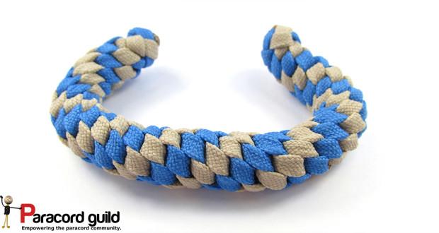 slip on paracord bracelet