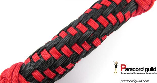 paracord handle wrap