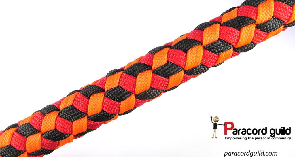 triaxial weave wrap