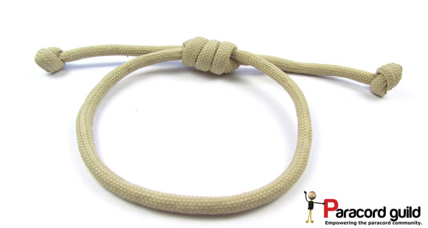 hangman's noose paracord bracelet