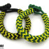 herringbone knot paracord bracelets