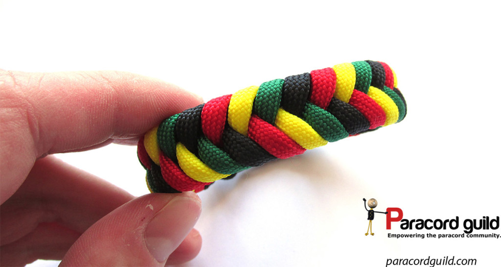 rasta-color-paracord-bracelet