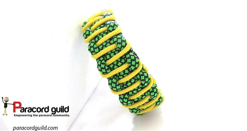 cobra-laced-paracord-bracelet