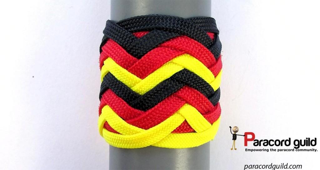 Type 3 pineapple knot.
