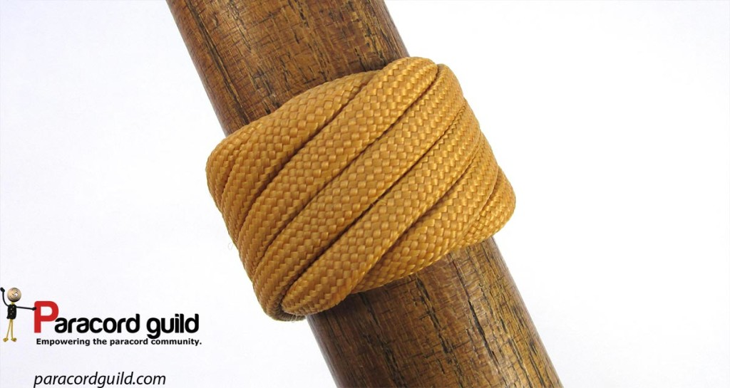 The finished knot.