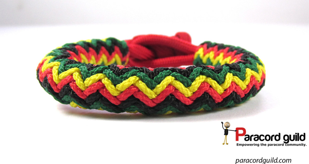 rasta-turks-head-bracelet