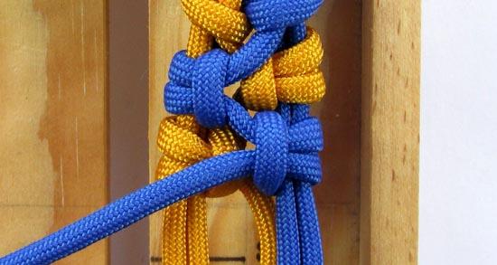 crossed-chain-sennit-paracord-bracelet-tutorial-28-of-28