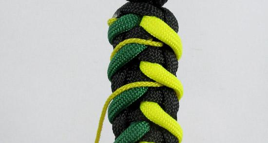 stitched-caged-solomon-paracord-bracelet-v2-tutorial-10-of-19