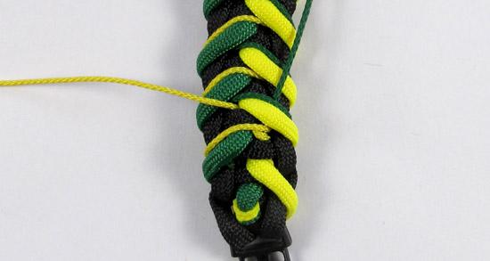 stitched-caged-solomon-paracord-bracelet-v2-tutorial-19-of-19