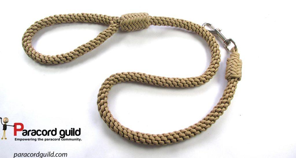 crown-knot-paracord-dog-leash