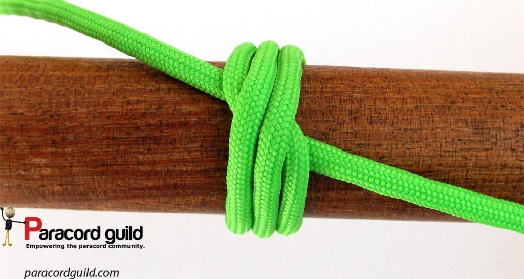 Strangle knot.