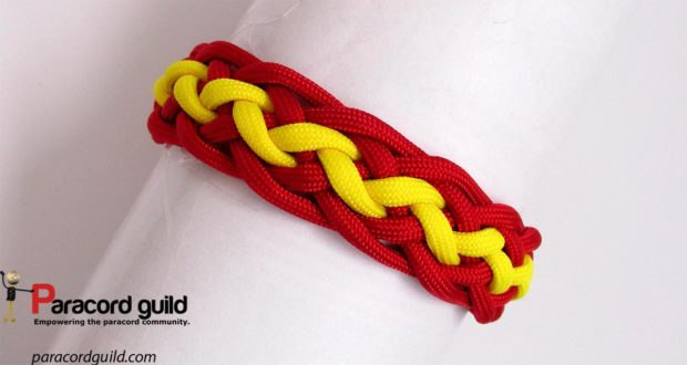 pineapple paracord bracelet