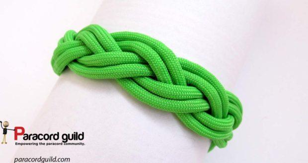 wide turk's head knot