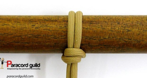 cow hitch variant knot