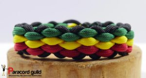 woven paracord friends