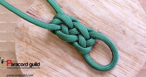 flat gaucho knot